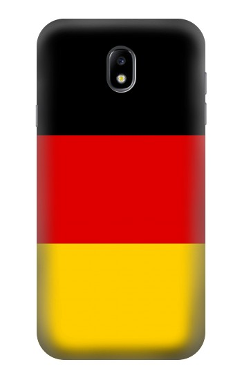Printed Flag of Germany Samsung Galaxy Core I8260 Case
