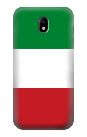 Printed Flag of Italy and Mexico Samsung Galaxy Core I8260 Case