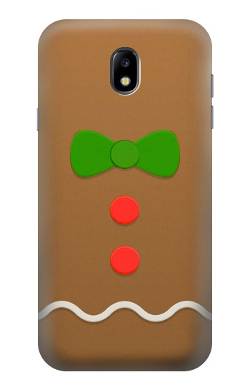 Printed Gingerbread Man Samsung Galaxy Core I8260 Case