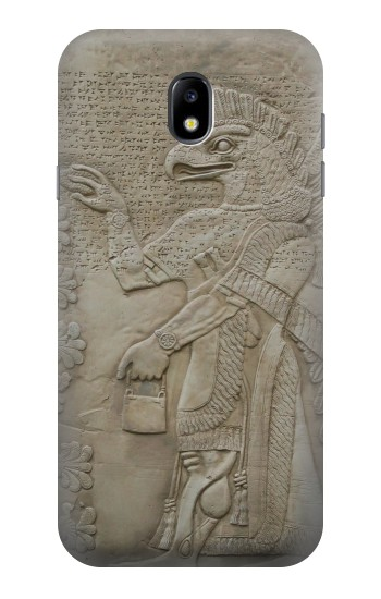 Printed Babylonian Mesopotamian Art Samsung Galaxy Core I8260 Case