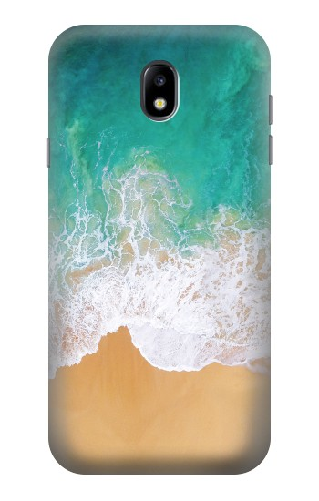 Printed Sea Beach Samsung Galaxy Core I8260 Case