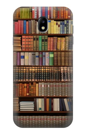 Printed Bookshelf Samsung Galaxy Core I8260 Case