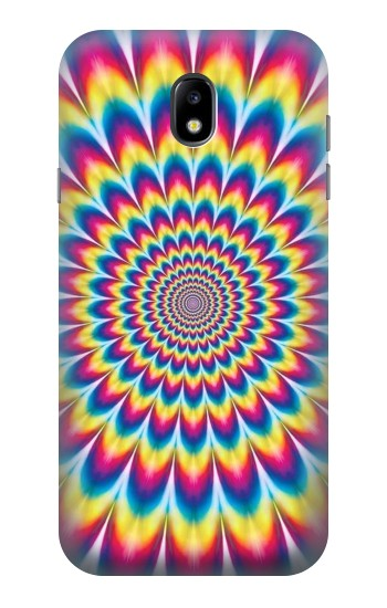 Printed Colorful Psychedelic Samsung Galaxy Core I8260 Case