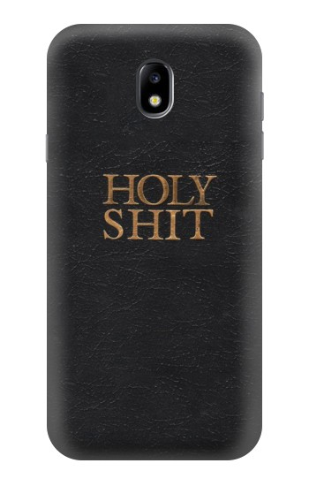 Printed Funny Holy Shit Samsung Galaxy Core I8260 Case