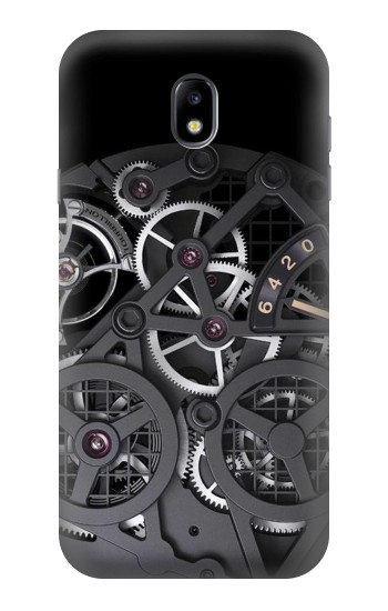 Printed Inside Watch Black Samsung Galaxy Core I8260 Case