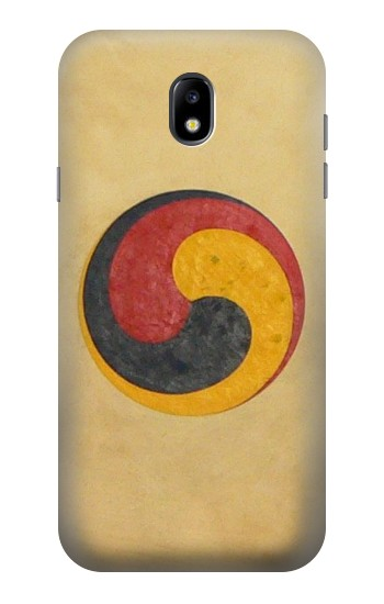 Printed Korean Traditional Drum Samsung Galaxy Core I8260 Case