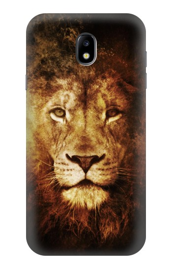 Printed Lion Samsung Galaxy Core I8260 Case