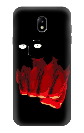 Printed One Punch Man Fight Samsung Galaxy Core I8260 Case