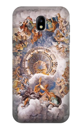 Printed The Assembly of Gods Samsung Galaxy Core I8260 Case