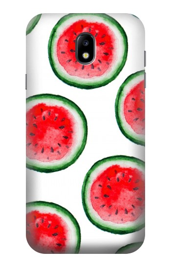 Printed Watermelon Pattern Samsung Galaxy Core I8260 Case