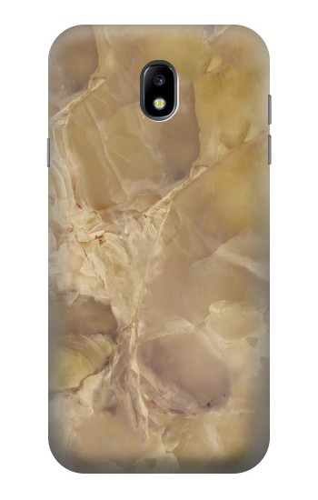 Printed Yellow Marble Stone Samsung Galaxy Core I8260 Case