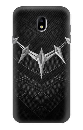 Printed Black Panther Inspired Costume Necklace Samsung Galaxy Core I8260 Case