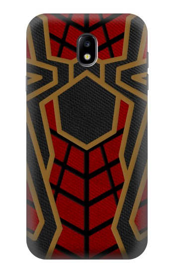 Printed Spiderman Inspired Costume Samsung Galaxy Core I8260 Case