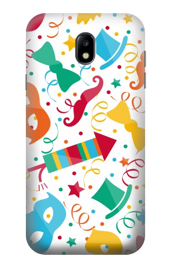 Printed Carnival Pattern Samsung Galaxy Core I8260 Case