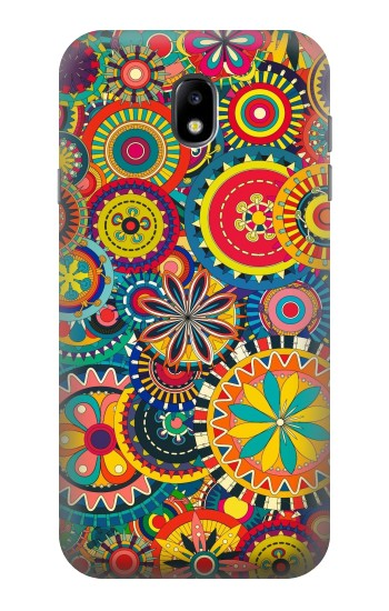 Printed Colorful Pattern Samsung Galaxy Core I8260 Case