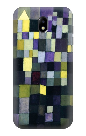 Printed Paul Klee Architecture Samsung Galaxy Core I8260 Case