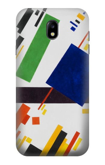 Printed Kazimir Malevich Suprematist Composition Samsung Galaxy Core I8260 Case