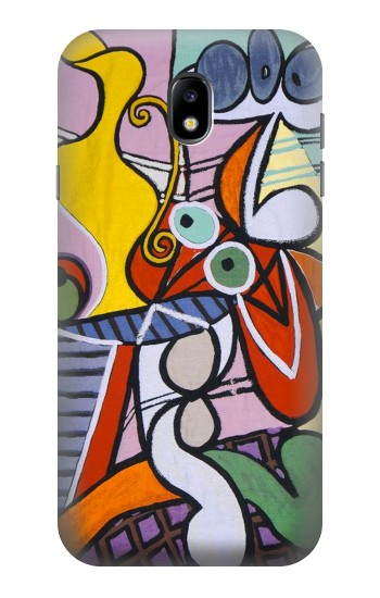 Printed Picasso Nude and Still Life Samsung Galaxy Core I8260 Case