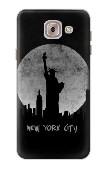Printed New York City Asus Zenfone 5 A500CG Case