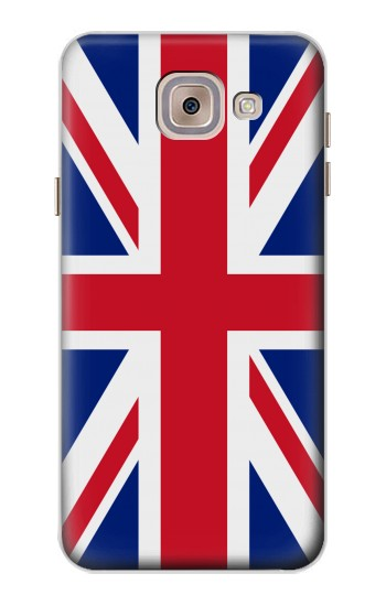 Printed Flag of The United Kingdom Asus Zenfone 5 A500CG Case
