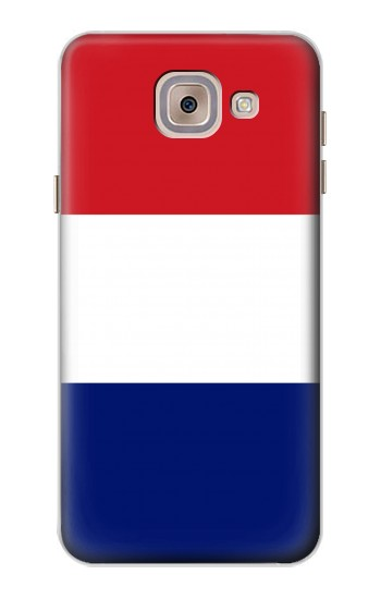 Printed Flag of France and the Netherlands Asus Zenfone 5 A500CG Case