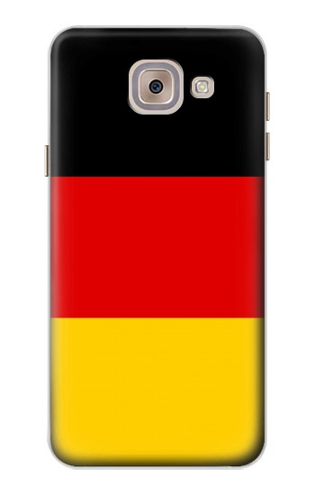Printed Flag of Germany Asus Zenfone 5 A500CG Case
