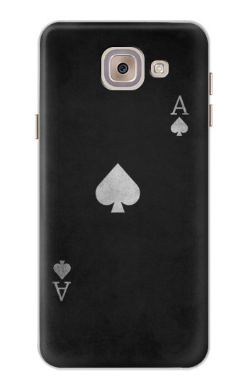 Printed Black Ace of Spade Asus Zenfone 5 A500CG Case