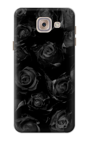 Printed Black Roses Asus Zenfone 5 A500CG Case