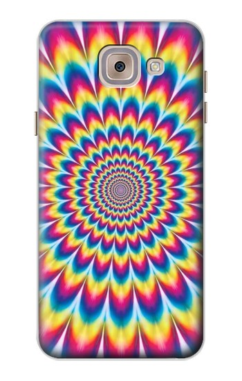 Printed Colorful Psychedelic Asus Zenfone 5 A500CG Case