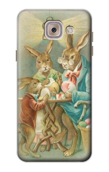 Printed Easter Rabbit Family Asus Zenfone 5 A500CG Case