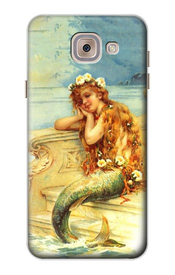 Printed Little Mermaid Painting Asus Zenfone 5 A500CG Case
