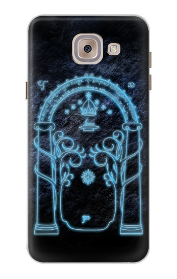 Printed Lord of The Rings Mines of Moria Gate Asus Zenfone 5 A500CG Case