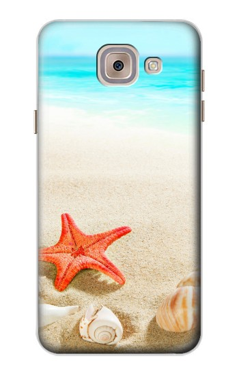Printed Sea Shells Starfish Beach Asus Zenfone 5 A500CG Case