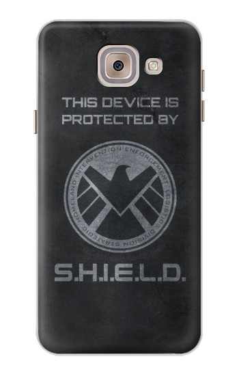 Printed This Device is Protected by Shield Asus Zenfone 5 A500CG Case