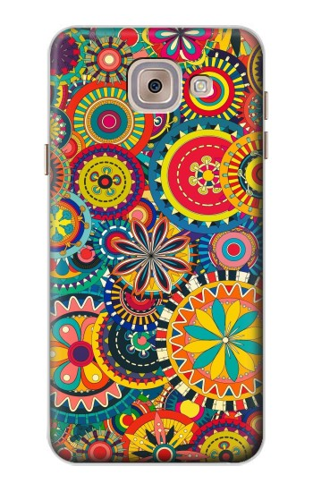 Printed Colorful Pattern Asus Zenfone 5 A500CG Case