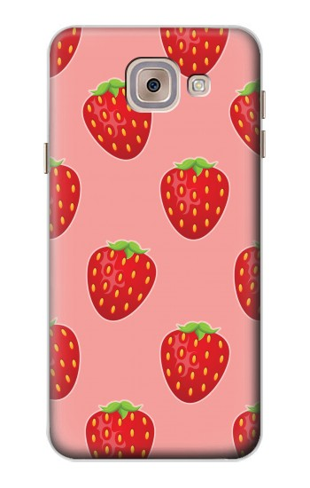 Printed Strawberry Fruit Pattern Asus Zenfone 5 A500CG Case