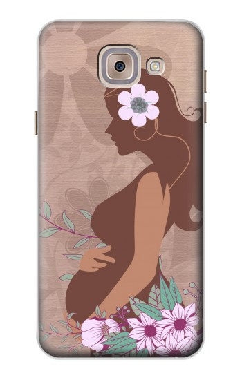 Printed Pregnant Mommy Baby Asus Zenfone 5 A500CG Case