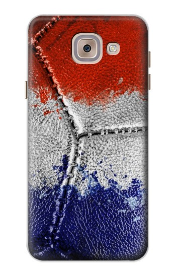 Printed France Flag Vintage Football 2018 Asus Zenfone 5 A500CG Case
