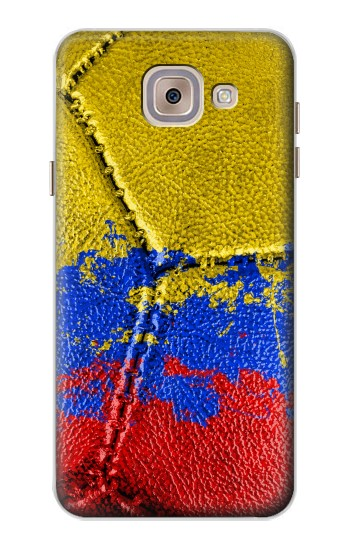Printed Colombia Flag Vintage Football 2018 Asus Zenfone 5 A500CG Case