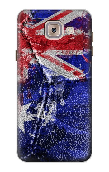 Printed Australia Flag Vintage Football 2018 Asus Zenfone 5 A500CG Case