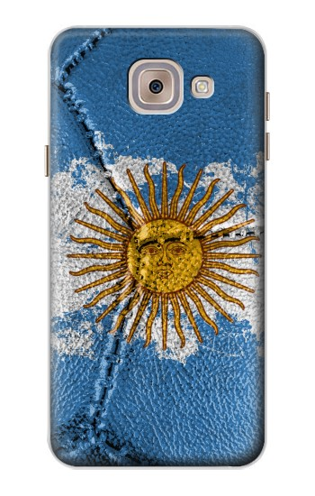 Printed Argentina Flag Vintage Football 2018 Asus Zenfone 5 A500CG Case