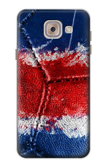 Printed Costa Rica Flag Vintage Football 2018 Asus Zenfone 5 A500CG Case