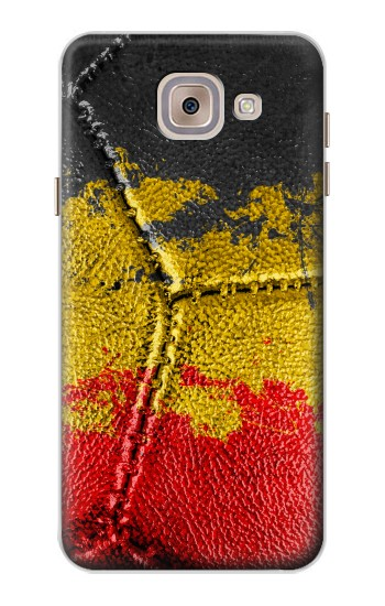 Printed Belgium Flag Vintage Football 2018 Asus Zenfone 5 A500CG Case