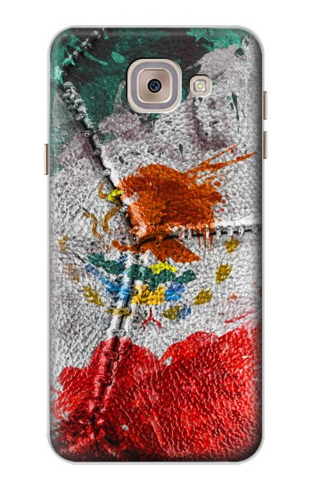 Printed Mexico Flag Vinatage Foorball 2018 Asus Zenfone 5 A500CG Case