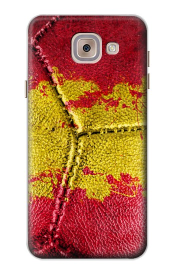 Printed Spain Flag Vintage Football 2018 Asus Zenfone 5 A500CG Case