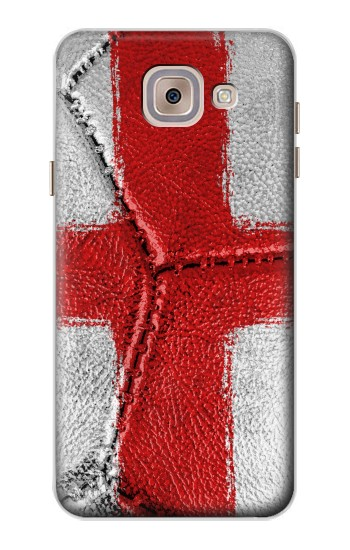 Printed England Flag Vintage Football 2018 Asus Zenfone 5 A500CG Case