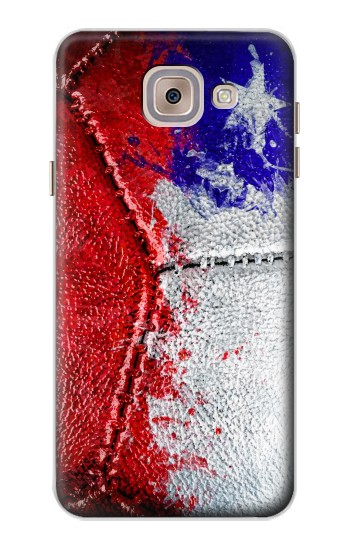 Printed Chile Flag Vintage Football 2018 Asus Zenfone 5 A500CG Case
