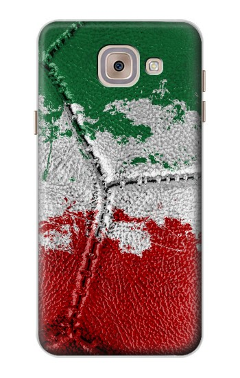 Printed Italy Flag Vintage Football 2018 Asus Zenfone 5 A500CG Case