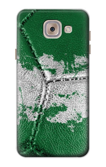 Printed Nigeria Flag Vintage Football 2018 Asus Zenfone 5 A500CG Case