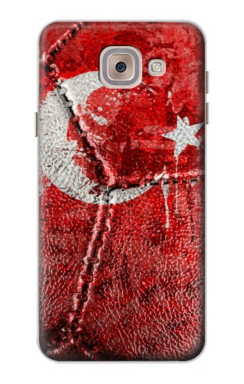 Printed Turkey Flag Vintage Football 2018 Asus Zenfone 5 A500CG Case